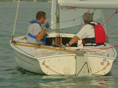 Flying Scot Sailing Lesson - Midwest Sailing Photo #8