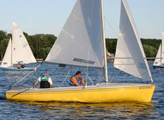 Flying Scot Sailing Lesson - Midwest Sailing Photo #5