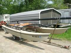 Photo Hobie 16 on Trailer - Midwest Sailing