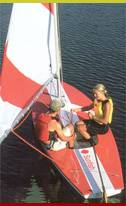 Midwest Sailing Sells Sunfish 14' Sailboats
