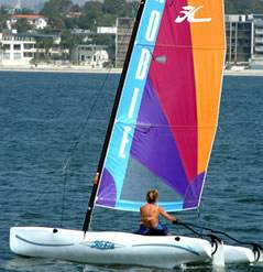 Photo Hobie Wave - Sailing Lesson